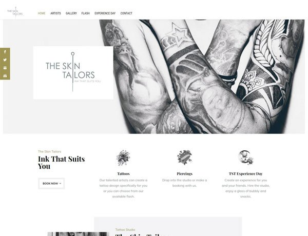 The Skin Tailors