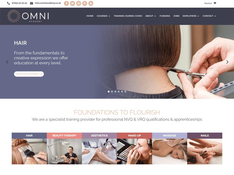 Omni Academy of Hair & Beauty