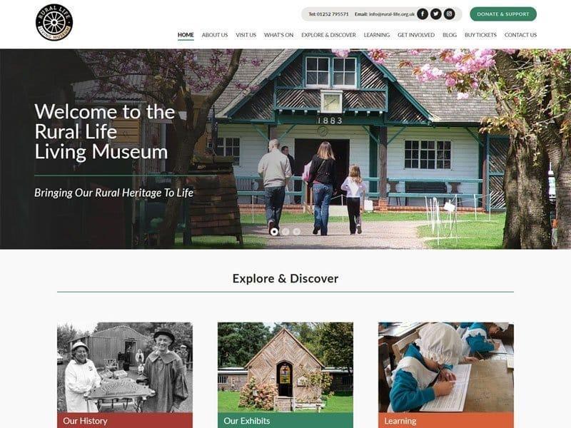 Rural Life Living Museum