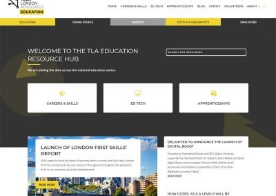 Tech London Advocates Education Resource Hub
